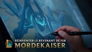 Mordekaiser : réinventer le Revenant de fer - Dans les coulisses | League of Legends