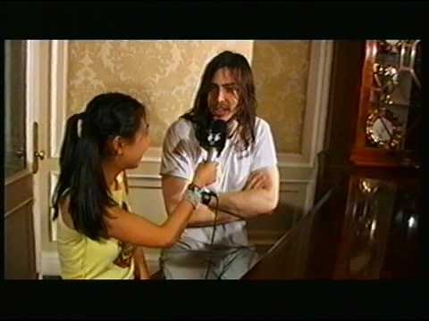Andrew WK - Fly TV Interview (2002)