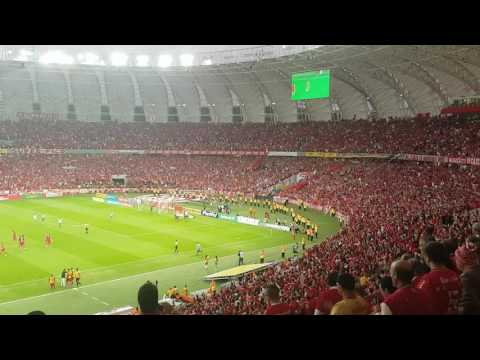 Camisa Vermelha - Inter X Juventude - Final Gauchão 2016
