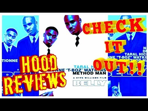 BELLY- Was This A Good Movie? - What Does The Title Mean? Nas Vs DMX
