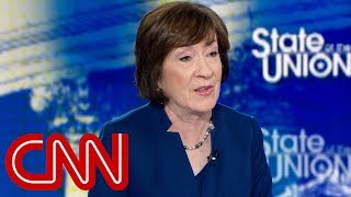 Sen. Collins predicts Texas court ruling on ACA will be overturned