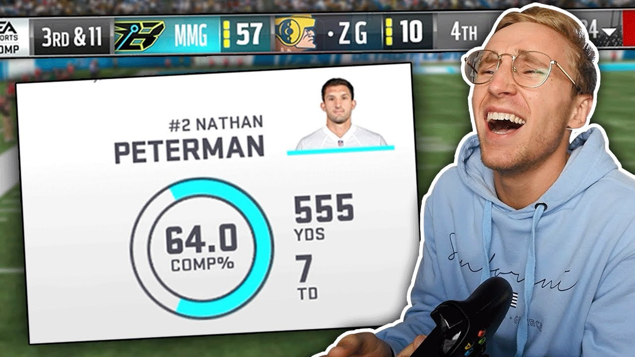 crushing-my-opponent-but-nathan-peterman-is-my-qb-madden-19