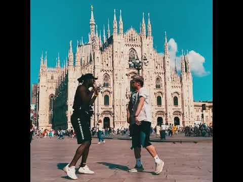 Duomo di Milano    Dance cover by Arben Giga & Afro Manga