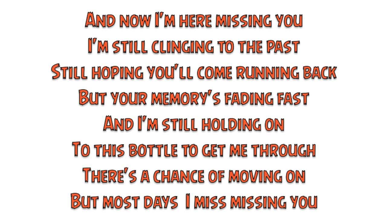 Casey Donahew Band - Missing You (Lyrics) - YouTube