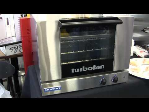 Moffat® - Turbofan Convection Oven #E22M3