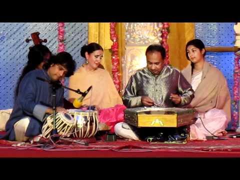 MERU Guru Purnima Gandharva Veda concert, July 16,...