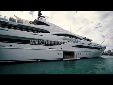INSIDE LOOK OF A JAMES BONDS $60 MILLION DOLLAR PRIVATE LUXURY SUPERYACHT!!!