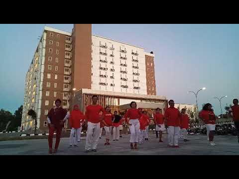 Meraih Bintang Line Dance Demo by ULD Sleman