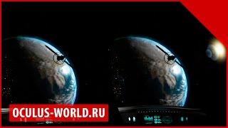Blue Marble в Oculus Rift | Окулус Рифт Блю Марбл космос полет обзор review тест игра демо demo VR
