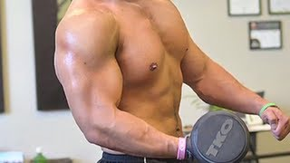 MONSTER SETS: My #1 Muscle Building Trick