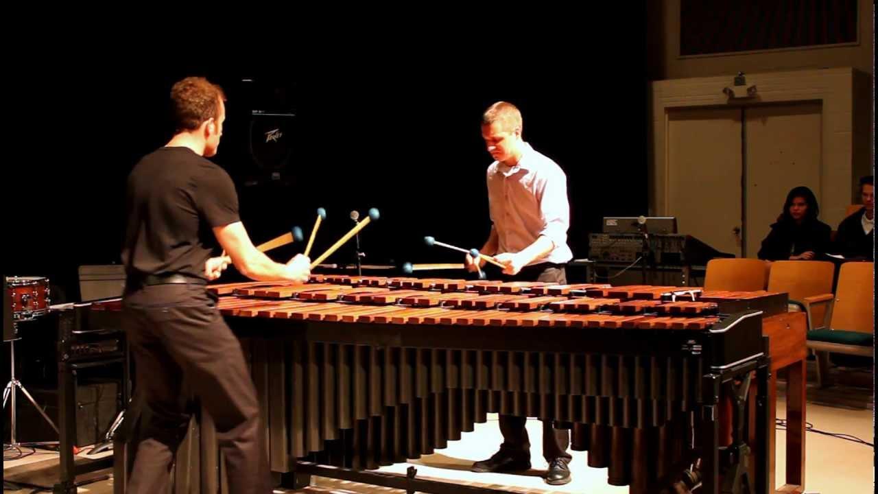 Into The Air - Marimba Duet