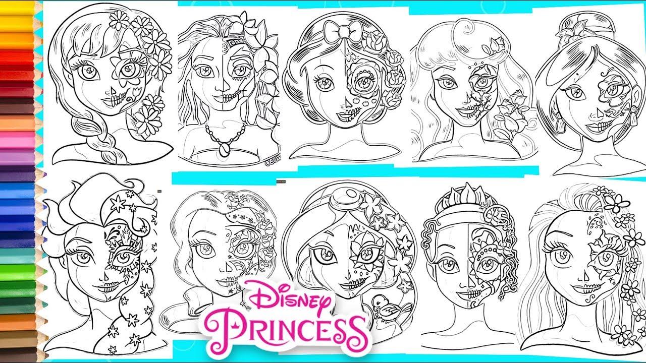 39 Disney Princess Coloring Photo Ideas – Slavyanka | 720x1280
