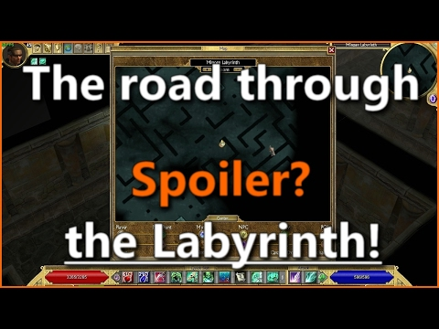Titan Quest Anniversary The road through the Labyrinth