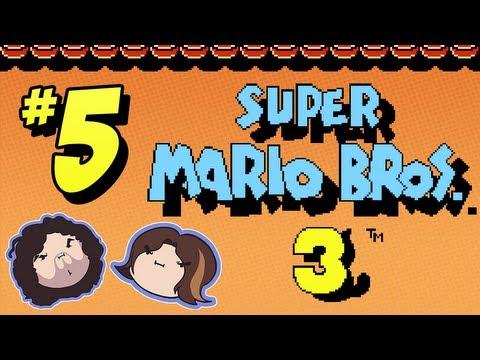 Super Mario Bros. 3: Straight Up Ate - PART 5 - Game Grumps