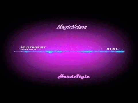【HD】 ZATOX & NIKKITA - Poltergeist 【Lyrics】