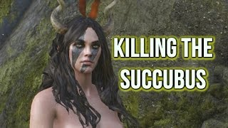 Witcher 3: Killing the Succubus - Advanced Alchemy
