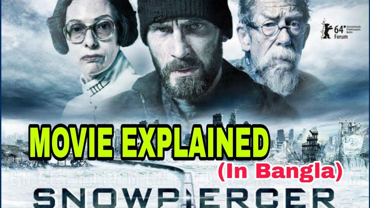 Download SNOWPIERCER MOVIE EXPLAINED IN BANGLA