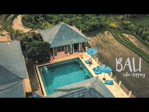 VLOG #014 : VILLA HOPPING FAMILY TRIP BALI OCT' 2017