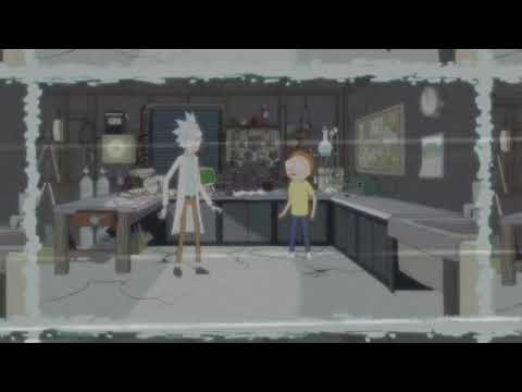 XXXTENTACION - Rick and Morty. MP4