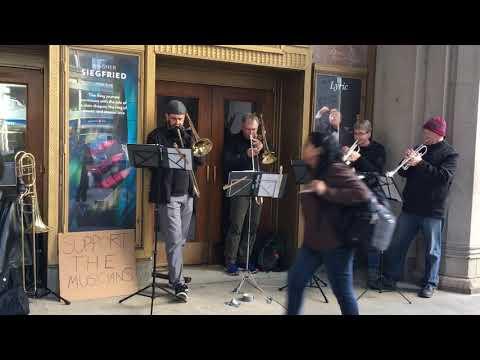 Lyric Opera Musicians Strike