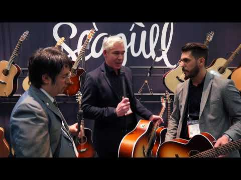 NEW Art & Lutherie And Seagull Guitars - NAMM 2018