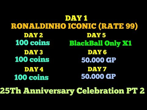 Hadiah Anniversary Celebration Part 2 GRATIS DR KONAMI ! BANYAK BGT HADIAHNYA !