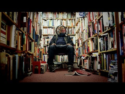 "JJ DOOM - ""BOOKHEAD"" (Official Video)"