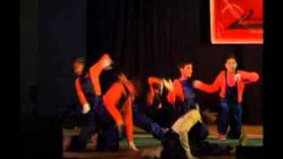 Pacecreators Dance academy (Deepak Rajput group) teranace competition first prize junior.