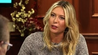 Maria Sharapova On Jimmy Connors and Coaching