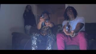Смотреть клип Go Yayo X Rico Recklezz - Hoodfame Renegade