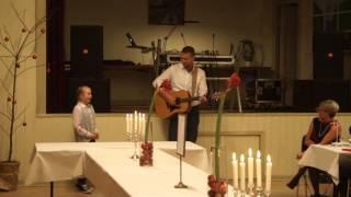 Astrids sang til sin bedstemor på sin 60 års fødselsdag