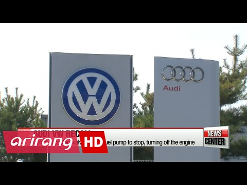 Audi Volkswagen Korea to recall over 1,500 cars for coolant defect
