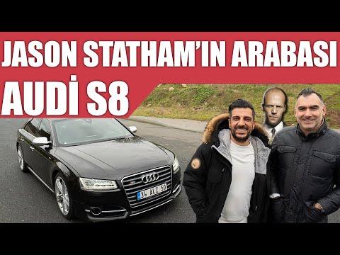 Taşıyıcı Jason Statham'ın Arabası   Audi S8