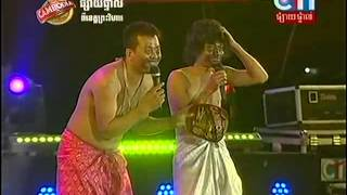 CTN Pekmi Comedy 27 Apr 2014 Cambodia Concert Part 2