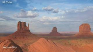 Arrived In the Monument Valley National Park