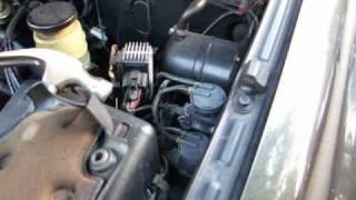 Vauxhall Frontera 2.2DTi Problem