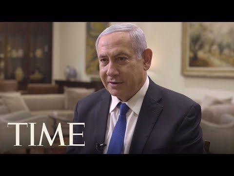 A Day With Israel's Prime Minister Benjamin Netanyahu | TIME