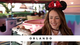 Orlando Vlog - A Girlie trip to Disney & Universal + Things to do in Orlando