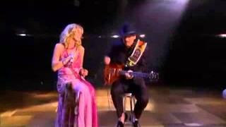 Breathe-  Faith Hill and Carlos Santana Live (w/o Intro)