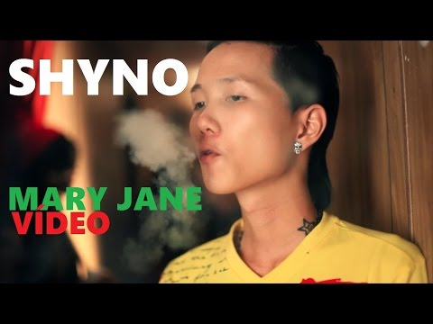 Shyno - Mary Jane [Official Video]