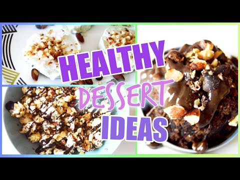 Easy, cheap, and healthy desserts?