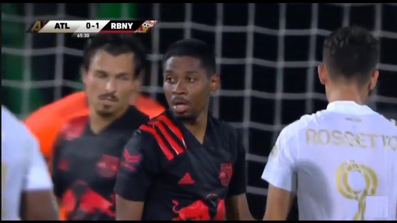 Màn ra mắt ấn tượng JASON Quang Vinh PENDANT ● CLB New York Red Bulls