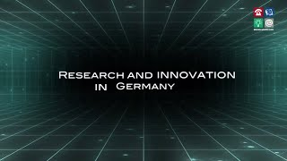 Research and innovation in Germany