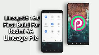 Android 9 pie ROM Redmi 4a videos, Android 9 pie ROM Redmi