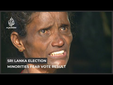Sri Lanka election: Minorities fear vote result