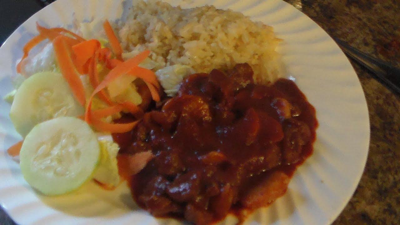 Como hacer carne de res con chile rojo comidas faciles for Comidas faciles de preparar