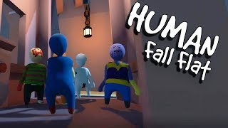 Avengers: Bend Game - Human Fall Flat Gameplay