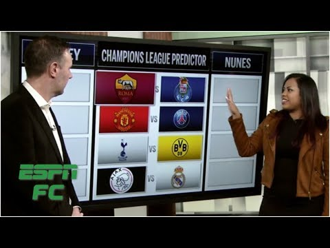 Champions League round of 16 predictions: Man United vs. PSG, more | Champions League Predictor Mp3