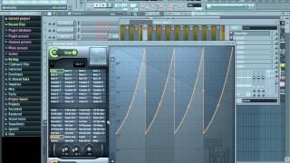 Chris Parker - Symphony 2011 FL Studio The Best tutorial!! (Видеоурок-пример по созданию трека )