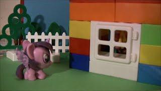 Милая пони. My Little Pony. Сказка красная шапочка